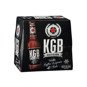 KGB Black Russian